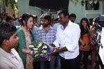 Endrendrum Punnagai Movie Pooja Stills (31)