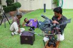 Aadhi Baghavan Working Stills (113)