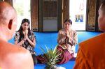 Aadhi Baghavan Working Stills (85)